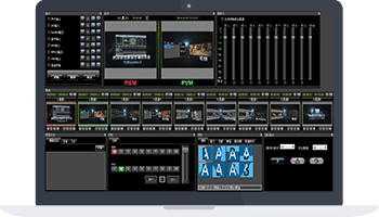 VJDirector(Live Production Software)